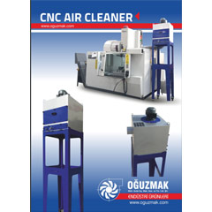 CNC Air Cleaner